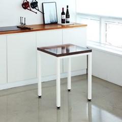 [잉카]티란테 철제 미니 테이블 600-1