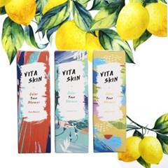 비타스킨 향 테라피 비타민 보습 샤워필터 3개세트
