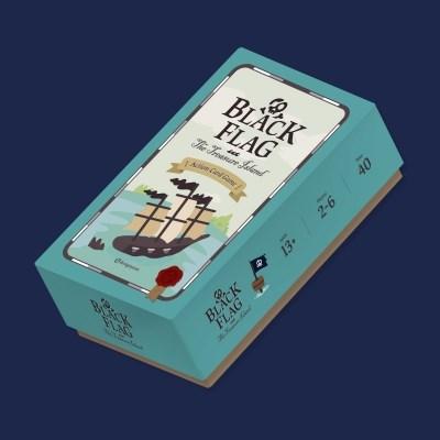 보물섬 액션카드 - 블랙플래그