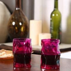 카페테리아 핑크 쥴라이 언더락(1P)