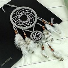 인디언 에스닉 장식 드림캐쳐 (4colors)_(1084540)