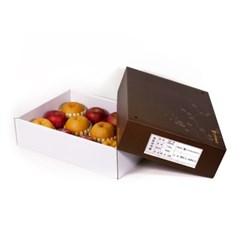 전북농협조합 사과 배 7.5kg 특 12入 혼합세트