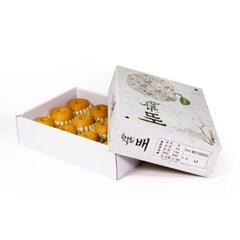 전북농협조합 신고 배 7.5kg 특 12入 선물세트