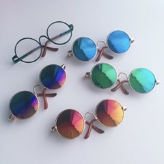 Mini Mirror Glasses
