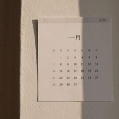 2018 달력
