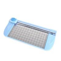 트리머재단기  trimmer-007(블루) A4용재단기/3종류칼날_(607767)