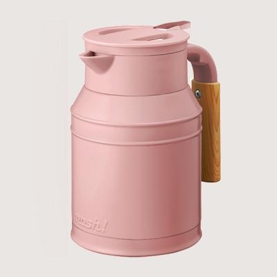 [MOSH] 모슈 보온보냉 테이블팟_주전자 1000mL 핑크