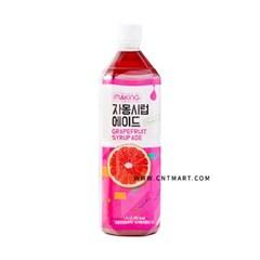 메이킹 자몽 시럽에이드 1L/롯데칠성/과일시럽/레몬_(636198)
