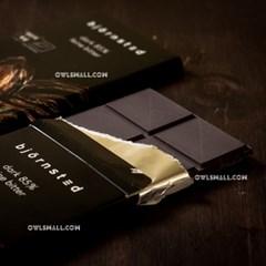 유기농 초콜릿 : 뵨슈테트 파인 다크 85%