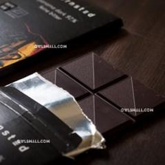 유기농 초콜릿 : 뵨슈테트 파나마 다크 92%