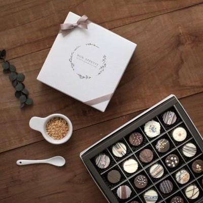 디비디 초콜릿 박스 - Noblesse ver.II 9구