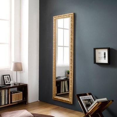 리아 슬림 앤티크 전신 벽 거울