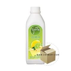 스조라 레몬라임 1.3kg 1박스(6개)_(636684)