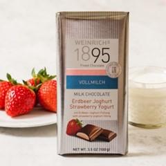 [독일] 바인리히 밀크 초콜릿 : 엘더베리,스트로베리 요거트
