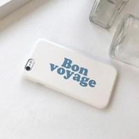 Bon voyage case [White]
