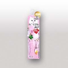 캐티맨 미츠 슈슈 부들부들 핑크 (CC-387) / 안전버클,방울