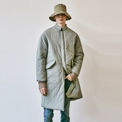 SEMI MODERN COAT JUMPER_GRAY