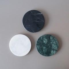 [marbled] 비앙코까라라 마블코스터