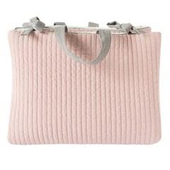 피그먼트 양면 낮잠패드-핑크