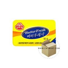냉장-오뚜기 버터후레쉬 10g 1박스-480개_(639041)