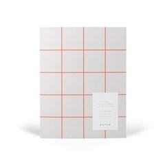 [NOTEM] Notebook - UMA Light Grey (노트엠 노트북)