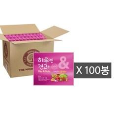 홈쇼핑히트상품 하루엔 견과20g x 낱봉 100봉_(760760)