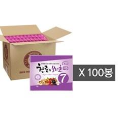 홈쇼핑히트상품 한줌의보너츠NS7 20g x 낱봉 100봉_(760755)