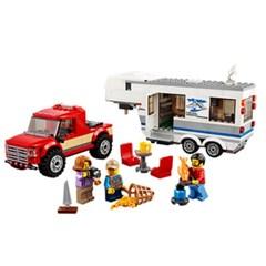 [레고 시티] 60182 픽업트럭과 캐러밴