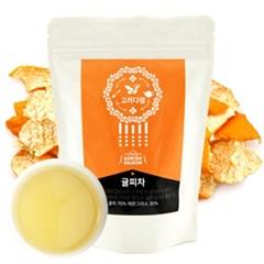 [고려다점] 귤피 레몬그라스차 (20티백)