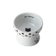 네코이찌 간식그릇 물방울무늬_(2536151)