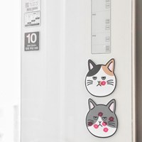 고양이 pvc 방수 스티커 - big(1매)