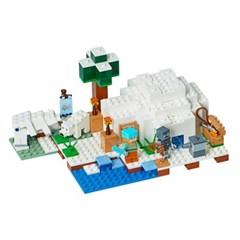 [레고 마인크래프트] 21142 북극 이글루