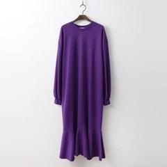 Flare Long Dress