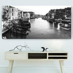 캔버스액자 /CAS556-이탈리아 베네치아 - 와이드 대형 거실액자