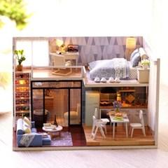 [adico] DIY 미니어처 하우스 - 블루타임스_(783007)