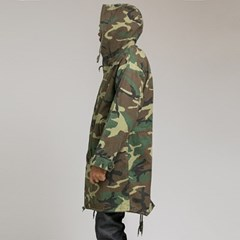[ROTHCO] 로스코 M-51 FISHTAIL PARKA WOODLAND CAMO