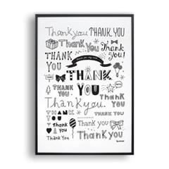 THANK YOU (White)