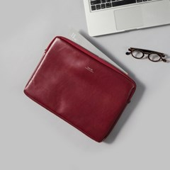 15 NOTEBOOK POUCH LEATHER