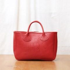 [유르트] Memory Tote Bag_Red [YB211_RD]