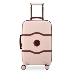 [DELSEY 델시]00167080119 샤틀렛 하드 + 55CM 핑크 4휠_(2551623)