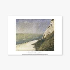 Les Bas-Butin, Honfleur - 조르주 쇠라 003