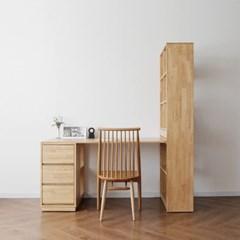 [하모니] A형 트윈책상/테이블 세트_(862777)