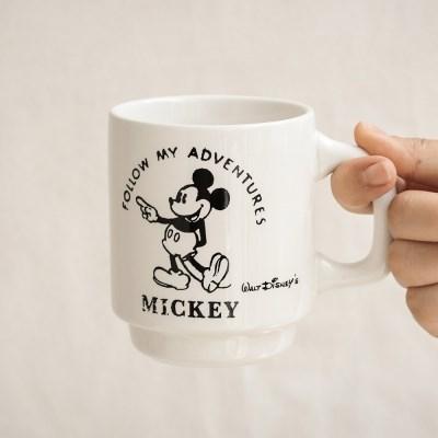 [디즈니] 디즈니 빈티지 머그컵