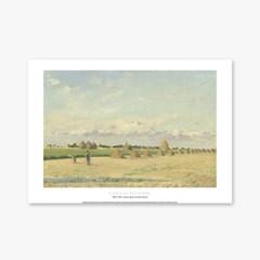 Landscape, Ile-de-France - 카미유 피사로 004
