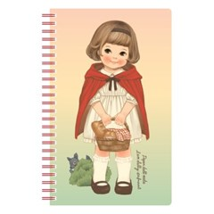 paper doll mate spring note/ ver.3 - Sally
