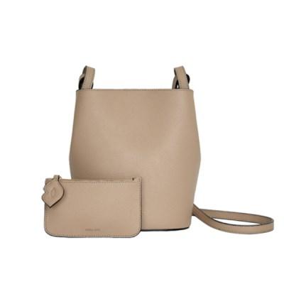 [안나키스] Shoulder bag - EDY_Beige