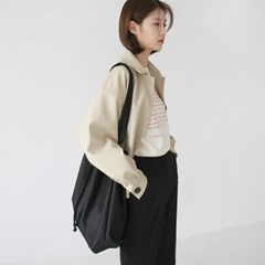 Casual cotton string bag