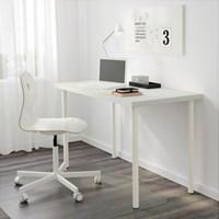 이케아 LINNMON/ADILS 테이블 (100x60 화이트)