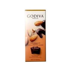 [임박]고디바 다크초콜릿아몬드72%