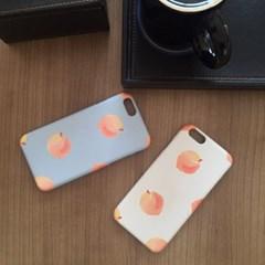 (잘된케이스) peach pattern (2color)